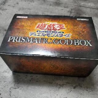 遊戯王 PRISMATIC GOD  BOX