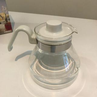 未使用ー保管品 ハリオ コーヒー&ティーサーバー