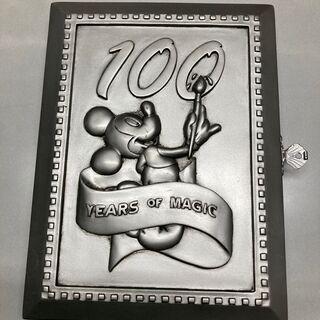 【非売品】ウォルトディズニー 生誕100周年 フォトフレー…
