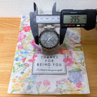 CITIZEN クロノグラフ腕時計B612 ☆新品未使用☆