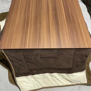 コタツ(フラットヒーター)正方形80cm*80cm