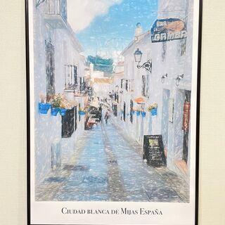 スペインミハス ポスター
