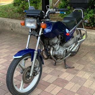 希少な2気筒125ccバイク、ホンダ【CB125T】