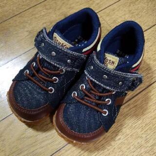 新品 OSH KOSH 子供用靴