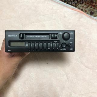 【ネット決済】ホンダ用CDチェンジャーコントロール付きカセットステレオ