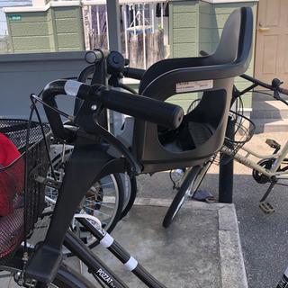 自転車キッズ用シート