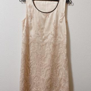 ドレス 【着用1回】ほぼ新品
