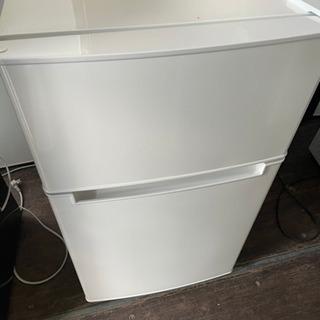 No.808 Amadana 85L冷蔵庫 2019年製 …