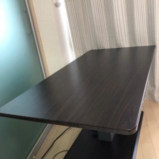 昇降式テーブル 120×60