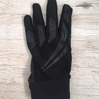【ネット決済】試合で1回のみ使用 美品 守備手袋