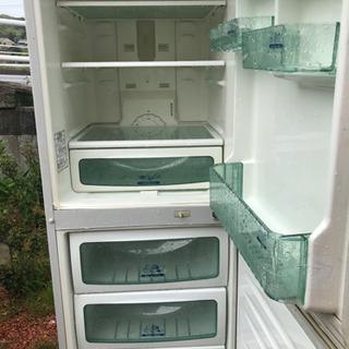 【無料】冷凍スペース3段!冷蔵庫 210L LC電子 LR…