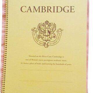 CAMBRIDGE  P903    極東ノート