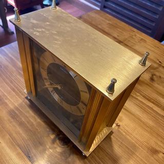 Seiko 置き時計 昭和レトロ - 家具