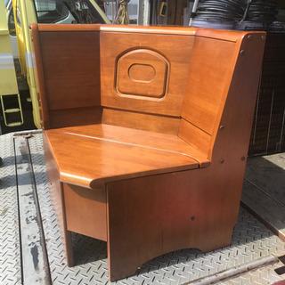 座面収納付き 椅子 チェア 家具