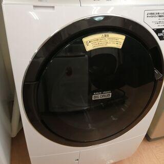 【モノマニア四日市】【引き取り限定】2020年製 ドラム式洗濯乾...