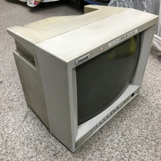 (ジャンク)ブラウン管テレビあげます。