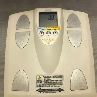 タニタ/TANITA デジタル体重計 TF-701 インナースキャン