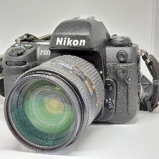 NIKON F100 ズームレンズ 28~105mm f3.5~...