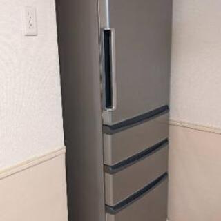 AQUA AQR-361F-S 冷蔵庫 ミスティシルバー …