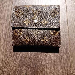 【ネット決済】LOUIS VUITTON二つ折り財布