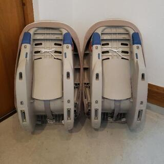 【2台とも取引中】Combiチャイルドシート2つ バラ売り可能 - 甲賀市