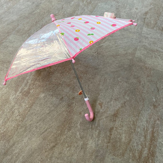 子供傘 40センチ →  身長95〜105㎝対応