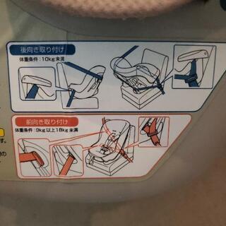 【2台とも取引中】Combiチャイルドシート2つ バラ売り可能 − 滋賀県