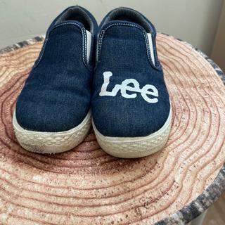 lee子供用靴