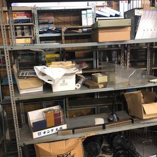 業務用棚 必要な方どうぞ❗️スチール棚 ガラス棚