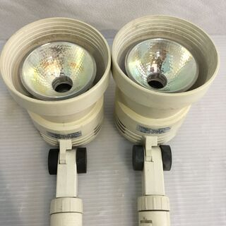 白熱灯照明器具 スポットライト 2個セット ランプ 85W ナシ...