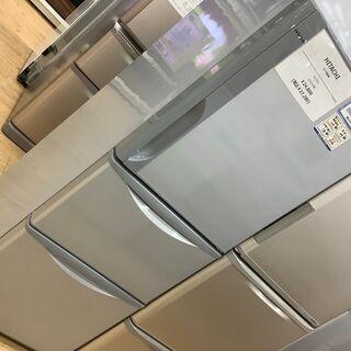 6ヵ月保証付き、HITACHI(ヒタチ)の3ドア冷蔵庫!