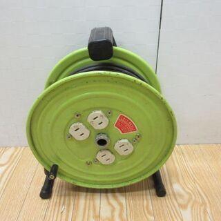 【ネット決済・配送可】0027-stp 日動 電工ドラム 電工リ...
