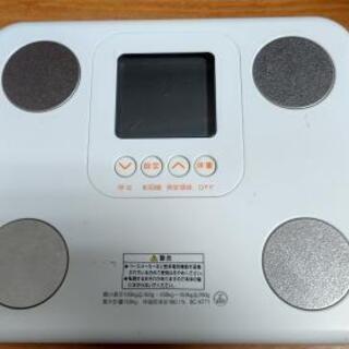 ニトリ 体重計