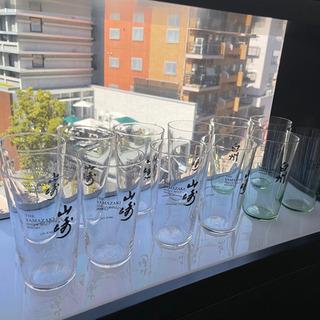 山崎 白州 グラス12個セット ウィスキーグラス ハイボール ワイングラス 今週末で削除します★の画像