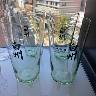 山崎 白州 グラス12個セット ウィスキーグラス ハイボール ワイングラス 今週末で削除します★ − 東京都