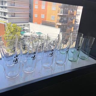 山崎 白州 グラス12個セット ウィスキーグラス ハイボール ワイングラス 今週末で削除します★ - 売ります・あげます