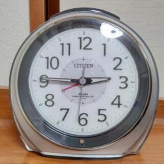 シチズン 電波置き時計