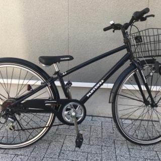 自転車 子供用自転車 26型 ブラック
