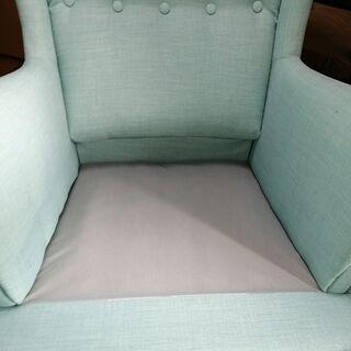 IKEAの一人用ソファー