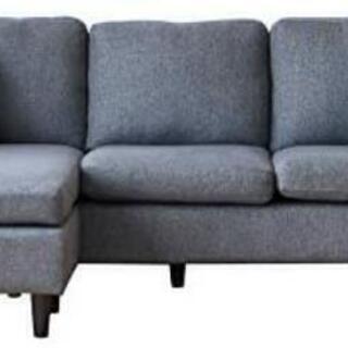 綺麗な3人掛けソファ - 家具