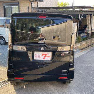 👀スズキスペーシアカスタムです‼️内装外装共に綺麗です‼️エンジン好調‼️車検整備付き乗出し価格です‼️ - 熊本市
