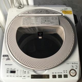 洗濯機 SHARP 2018年 9kg