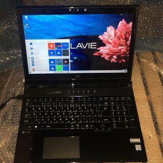 LaVie改136 4Kノート Core i7 SSD SSD+...