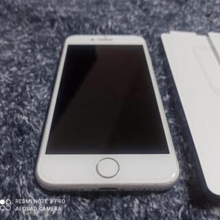 iPhone7 シムフリー 128ギガ シルバー − 大阪府
