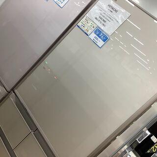 6ヵ月動作保証付き、HITACHI(ヒタチ)の大型5ドア冷蔵庫のご紹介です!の画像