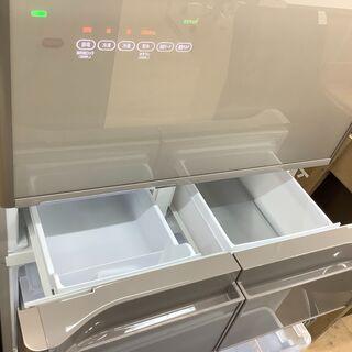 6ヵ月動作保証付き、HITACHI(ヒタチ)の大型5ドア冷蔵庫のご紹介です! − 大阪府