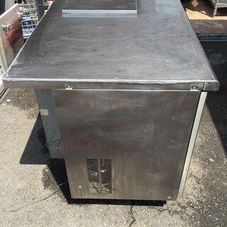 ホシザキ HOSHIZAKI コールドテーブル 台下冷蔵庫 RT-120SDC-ML 業務用 2ドア 厨房 - 家電