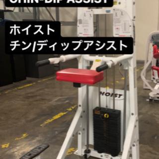 ★プロ仕様のトレーニングマシン★ HOIST CHIN-D…
