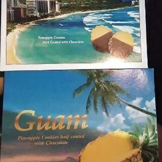 ハワイ&グアムお土産クッキー16枚×5箱か