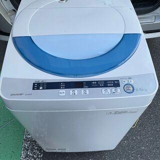 都内近郊無料で配送、設置いたします■2015年製 洗濯機 SHA...